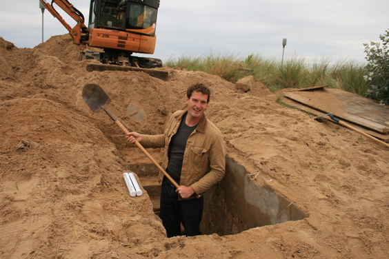 dan snow the history guy interview digging