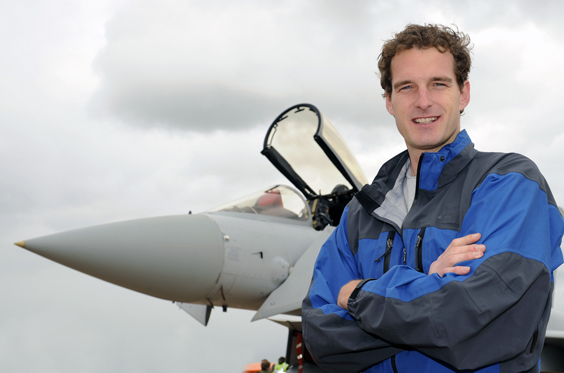 dan snow the history guy interview jet