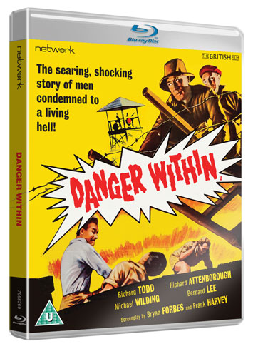 danger within film review cover