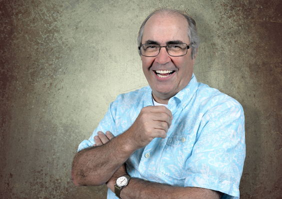 danny baker interview 2019 portrait