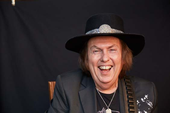 dave hill interview laughing
