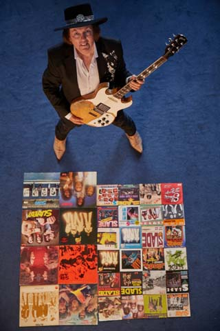 dave hill slade interview with records