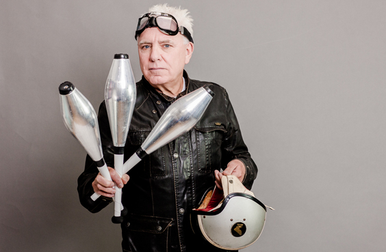 dave spikey interview comedian