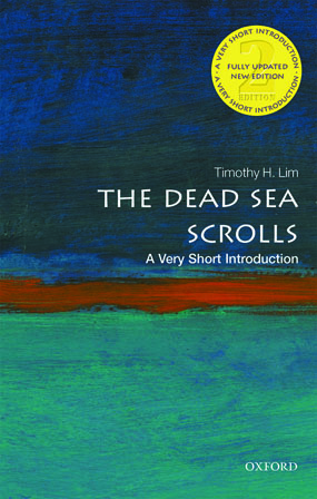 dead sea scrolls a very short introduction book review