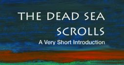 dead sea scrolls a very short introduction logo book review