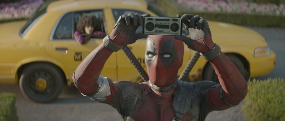 deadpool 2 film review camera