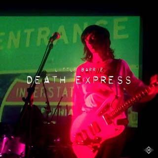 death express little barrie album review cover