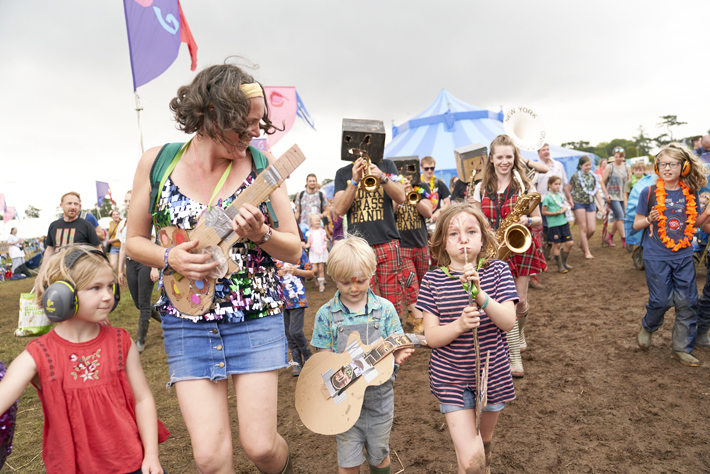deer shed festival 2019 review family