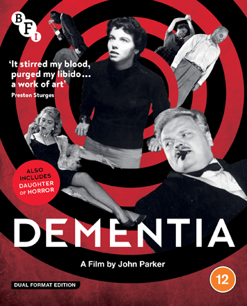 dementia film review cover