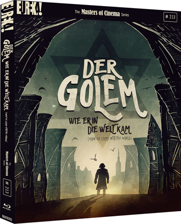 der golem film review cover