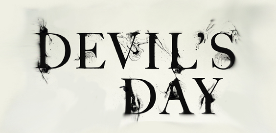 devil's day book review andrew michael hurley logo