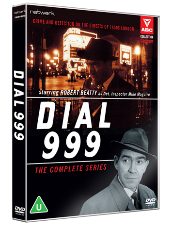 dial 999 complete series review cover