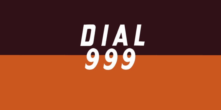 dial 999 complete series review main logo