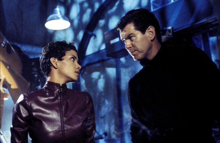 die another day film review berry brosnan