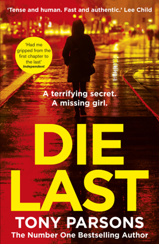 die last tony parsons book review cover