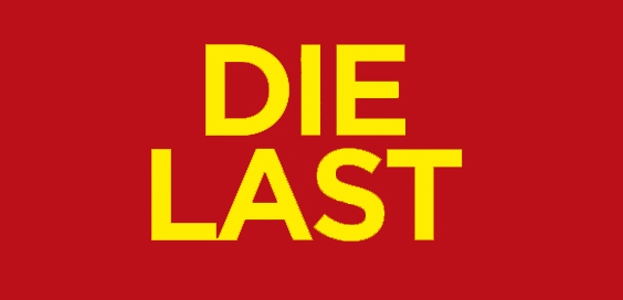 die last tony parsons book review logo