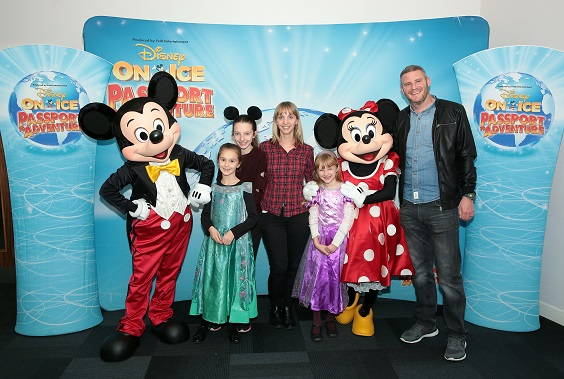 disney on ice sheffield arena review november 2017 meet and greet
