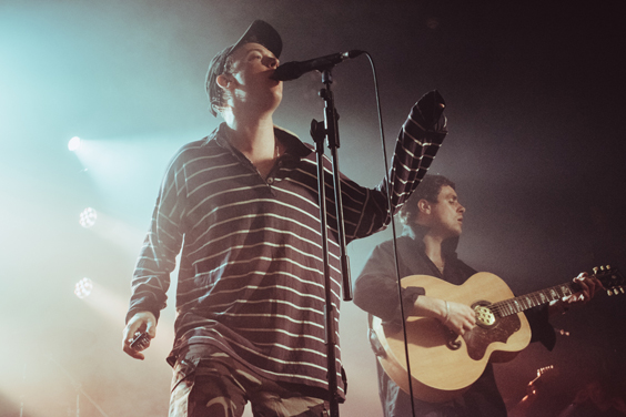 dma's live review leeds beckett university may 2018 band