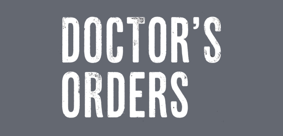doctor's orders cocktails recipes book review logo