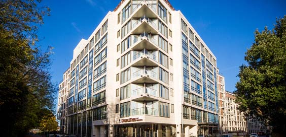 doubletree by hilton hotel london kingston upon thames review exterior