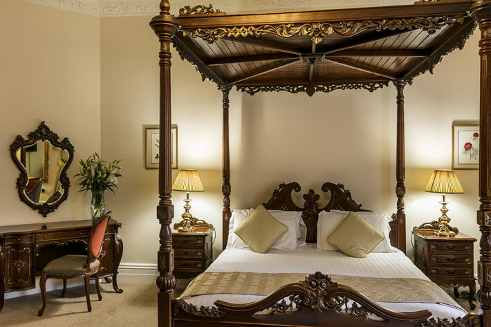 doxford hall northumberland hotel review bed