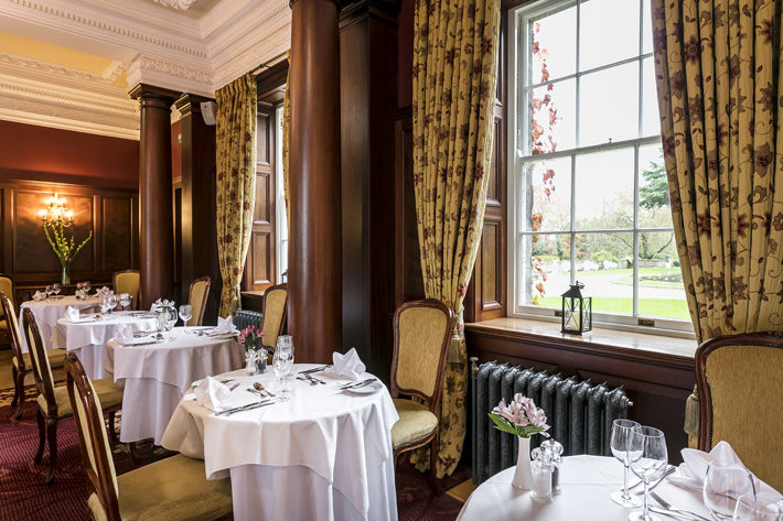 doxford hall northumberland hotel review restaurant