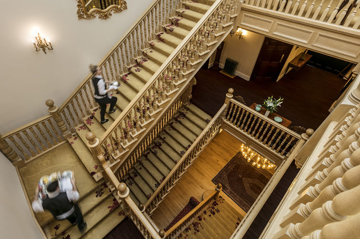 doxford hall northumberland hotel review stairs