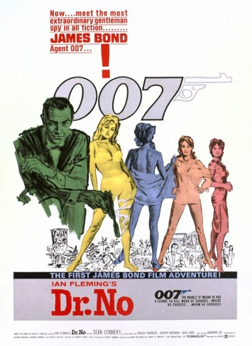 dr no film review poster