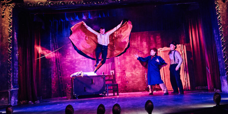 dracula bloody truth review york theatre royal main