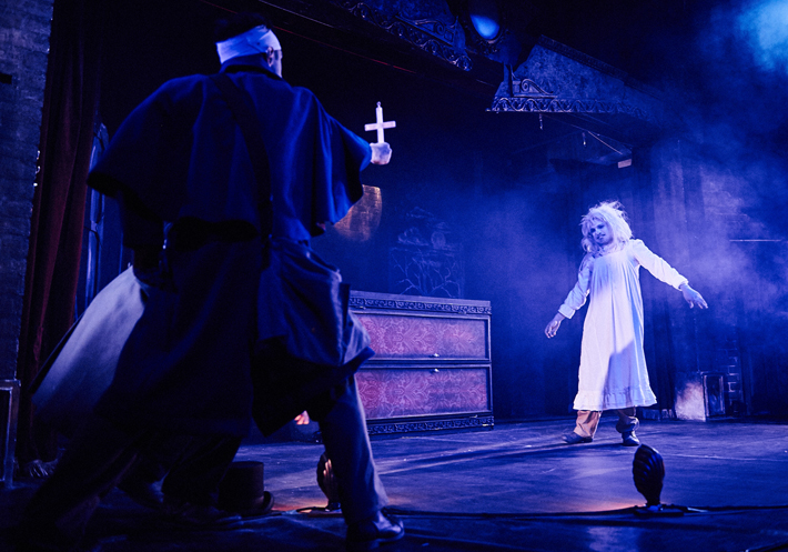 dracula bloody truth review york theatre royal september