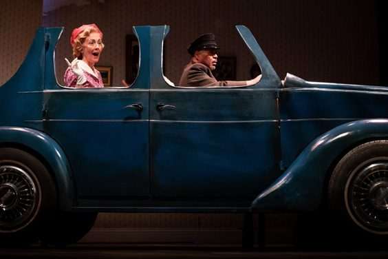 driving miss daisy review york theatre royal june 2019 car