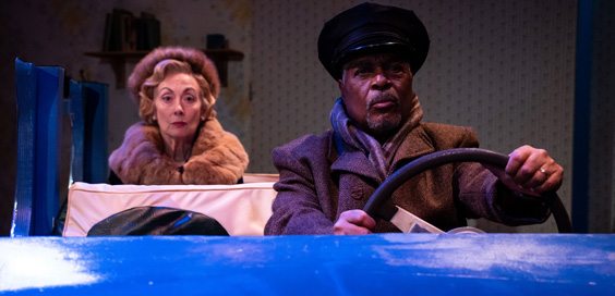 driving miss daisy review york theatre royal june 2019 main