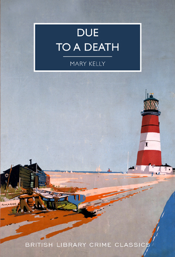 due to a death mary kelly book review cover