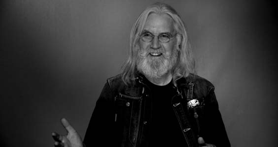 dying laughing film review billy connolly