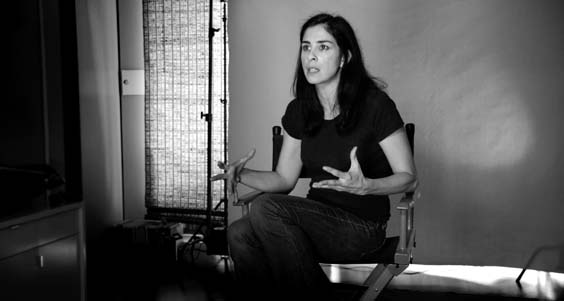 dying laughing film review sarah silverman