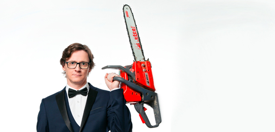 ed byrne live review york grand opera house march 2018 comedy