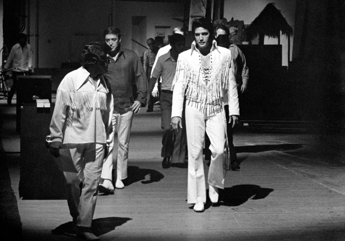 elvis that's the way it is film review presley
