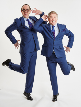 eric and ern review hull new theatre march 2019 actors