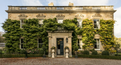 eshott hall northumberland hotel review exterior main