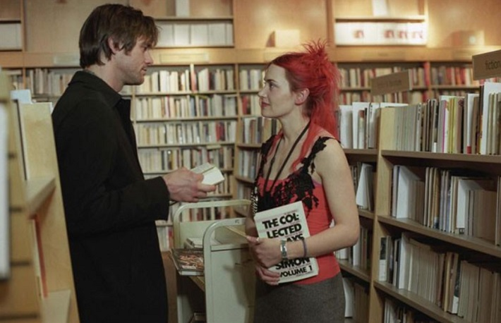 eternal sunshine of the spotless mind film review winslett