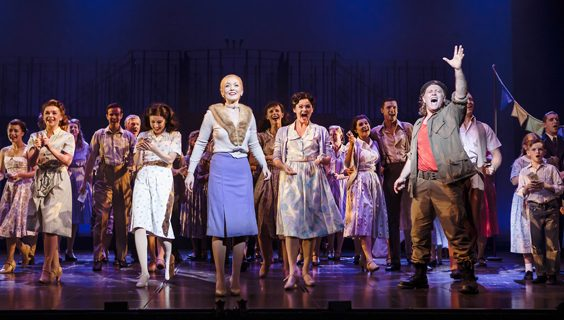 evita review hull new theatre november 2018 3