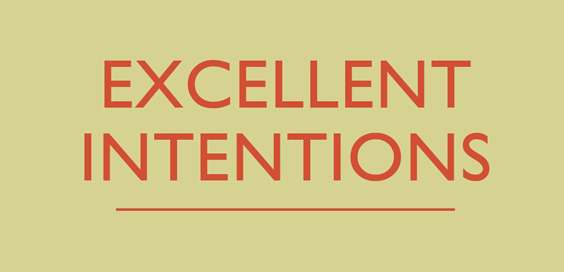 excellent intentions richard hull book review logo