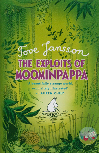 exploits of moominpapa tove jansson book review cover