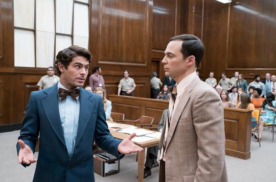 extremely wicked shockingly evil and vile film review courtroom