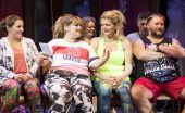 fat friends the musical review hull new theatre january 2018 natalie main