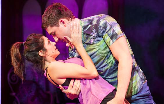 Fat Friends the musical review leeds grand natalie anderson