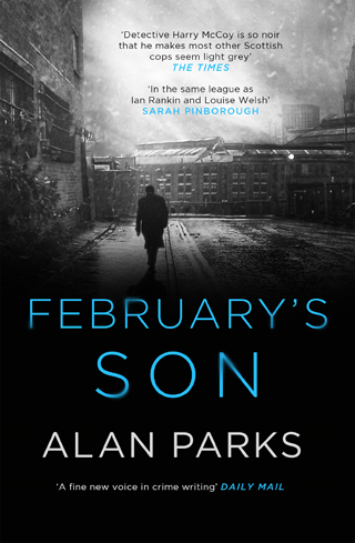 february's son alan parks book review cover