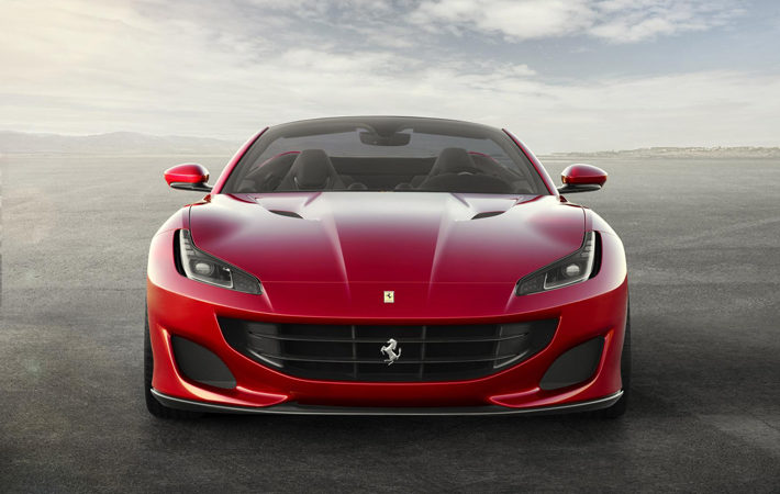 ferrari portofino car review front