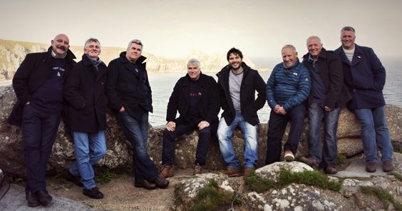 fishermens friends live review ilkley kings hall february 2019 band