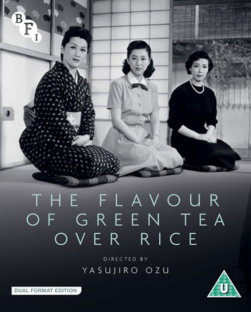 flavour of green rice over tea film review cover